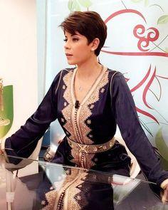 Caftan 2018 Leila Hadioui Catalogue N°2 - Caftan Marocain de Luxe 2018 : Boutique Vente Caftan Pas Cher