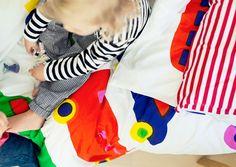 Check out Finnish brand Marimekko for spring/summer 2015. www.vesleuniverse.com.