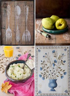Props for Food Photography