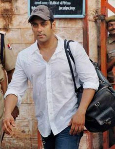Salman Khan walks out of Jail