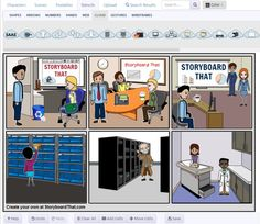 Crea un storyboard de forma rápida | Clases de Periodismo
