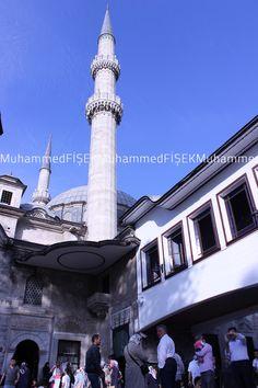 @Eyüp Sultan Camii