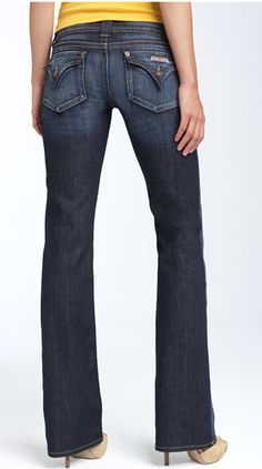 Hudson Jeans Signature Bootcut Stretch Jeans @Nordstrom  http://rstyle.me/n/fcfjanyg6