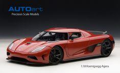 Autoart Precision Scale Model 1:18 Koenigsegg Agera