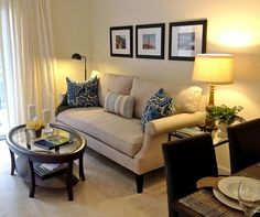 Small living room design and decoration   Dream Home Features ...