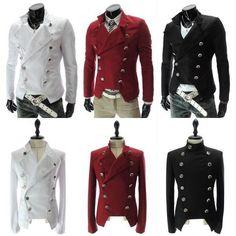 deepstyle Wool Blend Military Jacket   YesStyle I Men's Fashion ...