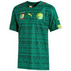 Camerun Home Jersey
