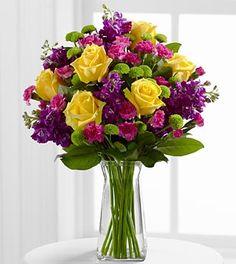 FTD Happy Times Bouquet - PREMIUM