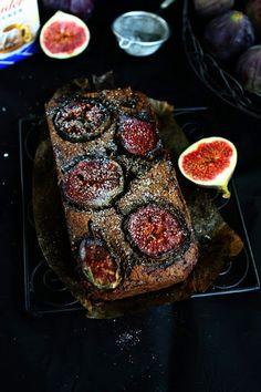 Fresh Fig Freekeh Chai Bread (Dairy Free, Egg Free, Vegan) | Recipes and Family
