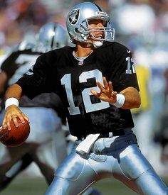 Rich Gannon – QB – 1999-2004 He finished his time in Silver and Black as the team's 2nd all-time leading passer. He completed 1,533 of 2,448 pass attempts for 17,585 yards, 114 TDs and just 50 INTs.