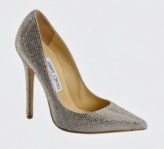 2014 s/s white jimmy choo heels   Jimmy Choo Cocktail Collection 2014