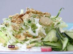 Salada Exótica Califórnia - Foto de Mais Você na TV