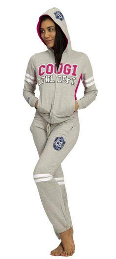 COOGI Fleece Athletic Department Hoody Set