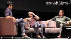 Andrew Lincoln & Norman Reedus Funny Moments in Singapore. I nearly pee myself watching this.