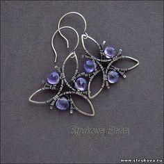 Трикветры, Strukova Elena - авторские украшения