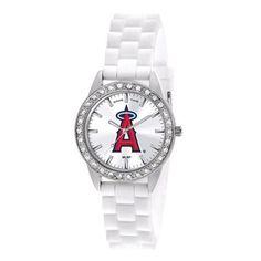 Ladies MLB Los Angeles Angels Frost Watch