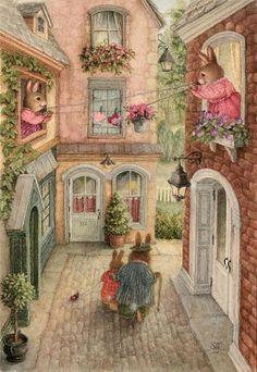 El Mundo De Fawn: Ilustradores de cuentos: Susan Wheeler