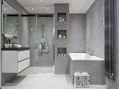 bathroom renovations is unquestionably important for your home. Whether you pick the bathroom renovations or diy bathroom remodel ideas, you will create the best minor bathroom remodel for your own life. Bathroom Red, Bathroom Layout, Modern Bathroom Design, Bathroom Interior Design, Small Bathroom, Bathroom Ideas, Brick Bathroom, Bathroom Goals, Budget Bathroom