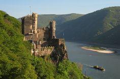Castles & Buildings - Rüdesheim und Assmannshausen am Rhein