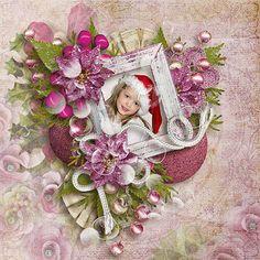 Christmas Shining by Valentina for Digital Scrapbooking Studio