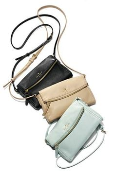 In love with this cute Kate Spade crossbody!