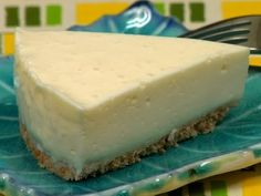 Tofu Rare Cheesecake is slightly unique but low in calories. This delicious cheesecake has a smooth texture and you will not taste the tofu at all!
