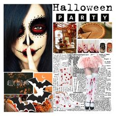 """""""Happy Halloween!!"""" by andyrosexxx on Polyvore"""