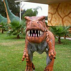 Dinosaur World in Plant City Florida