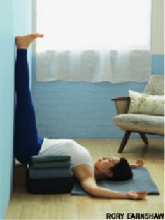 Yoga Sequence for Anxiety - Marla Apt