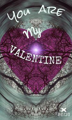 Art graph valentine by @berj_paris