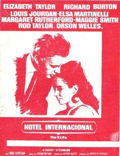 """Hotel Internacional (1963) """"The V.I.P.s"""" de Anthony Asquith - tt0057634"""