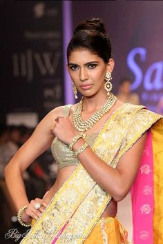 Saboo Fine Jewels at India International Jewellery Week 2014
