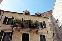 Streets in Kotor
