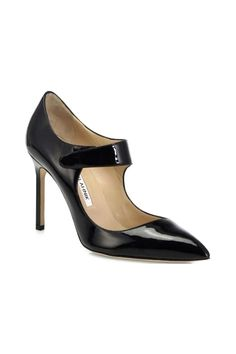 Volvini Patent Leather Mary Jane Pum
