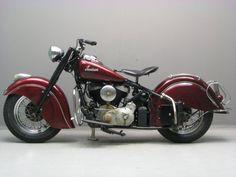 Vintage Indian Chief Motorcycle Antique and classic bikes