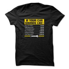 car Car mechanic TEESHIRTCar mechaniccar Car mechanicTEESHIRT