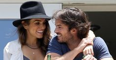 As her first wedding anniversary quickly approaches, Nikki Reed's married life is filled with exc...