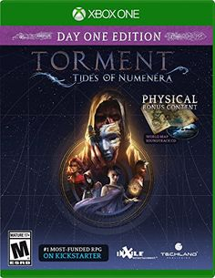 Torment Tides Of Numenera  Xbox One -- Be sure to check out this awesome product.Note:It is affiliate link to Amazon. #XboxGames