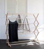 Father Rabbit Jumbo Wooden Drying Rack