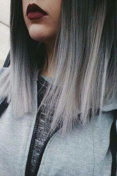 70d08cd0d08 75 idées de cheveux sombre pour un nouveau look élégant