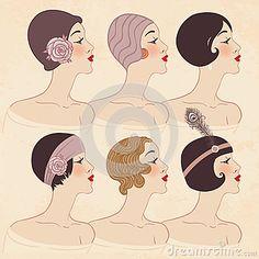 http://thumbs.dreamstime.com/x/coiffure-coiffe-et-renivellement-des-annes-20-25962308.jpg