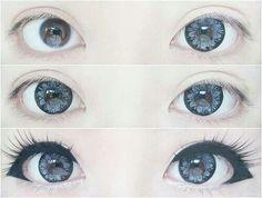 circle lenses.