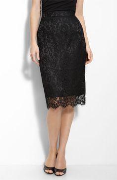 Lace skirt!! Love it!!