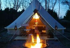 Adirondack Safari Home