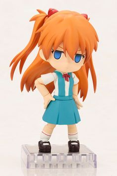 Evangelion 2.0 You Can (Not) Advance Cu-Poche Asuka Langley Shikinami 11 cm