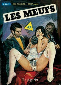 LES MEUFS - N° 4 - Call-girls