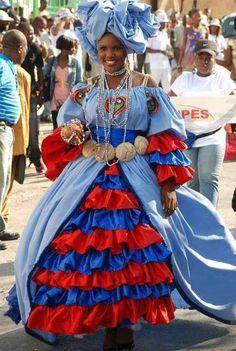 The women of HAITI 2014 KARNIVAL!! Ayiti cherie