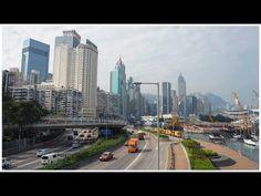 Walking in Hong Kong - YouTube
