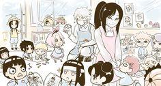 Ymira, Shin Megami Tensei: PERSONA 4, NARUTO, Yahiko, Hyuuga Neji, Gaara