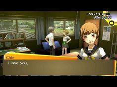[HD] [PS Vita] Persona 4 Golden - Chie Satonaka Social Link [Chariot] - http://www.highpa20s.com/social-link-machine-2/hd-ps-vita-persona-4-golden-chie-satonaka-social-link-chariot-2/